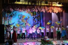 Урочисті з нагоди 26-ї річниці Незалежності України