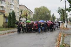 73-тя річниця з дня визволення України від нацистів