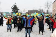 Святкування Дня Соборності України